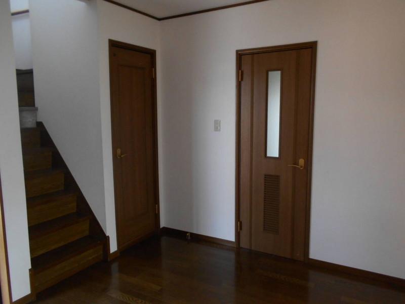 広い玄関ホール