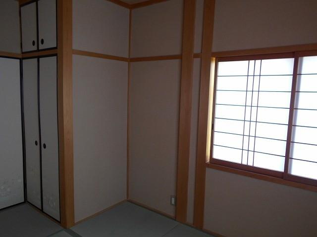 本格仕様の和室です