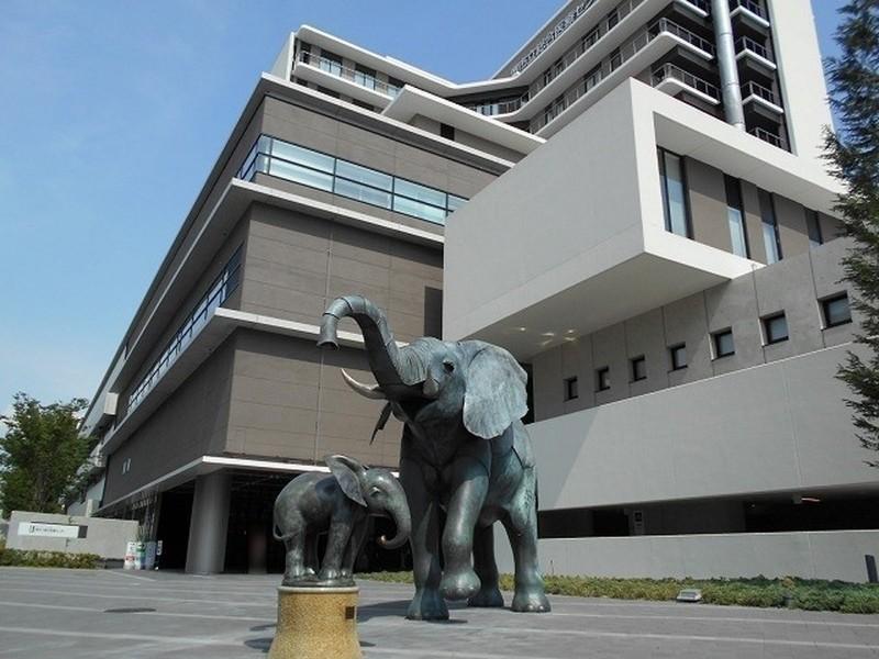 堺市立総合医療センターまで徒歩11分ほど、安心ですね。