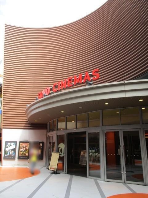 映画館も入っています