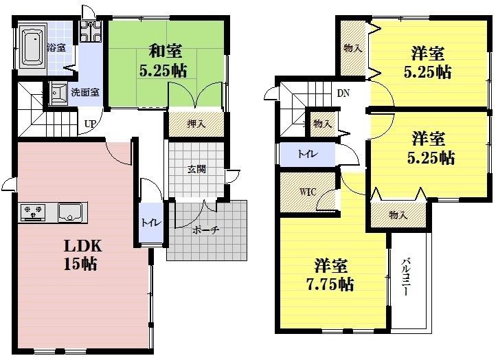 いつfでも、ご内覧できます。スーパー西友600m。オール電化住宅。駐車場2台。