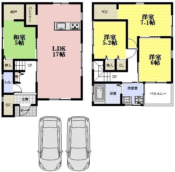省令準耐火住宅。長期有料住宅。耐震等級3。