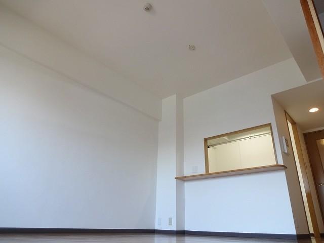 天井が高いのが特徴です。解放感たっぷり。