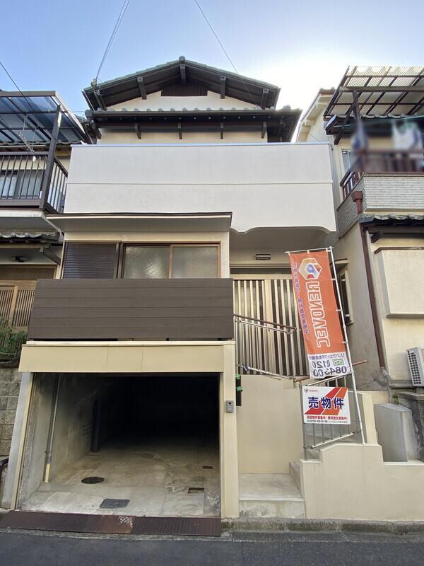 JR阪和線「上野芝」駅まで徒歩11分。