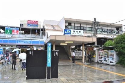 JR阪和線「堺市駅」まで徒歩7分です。