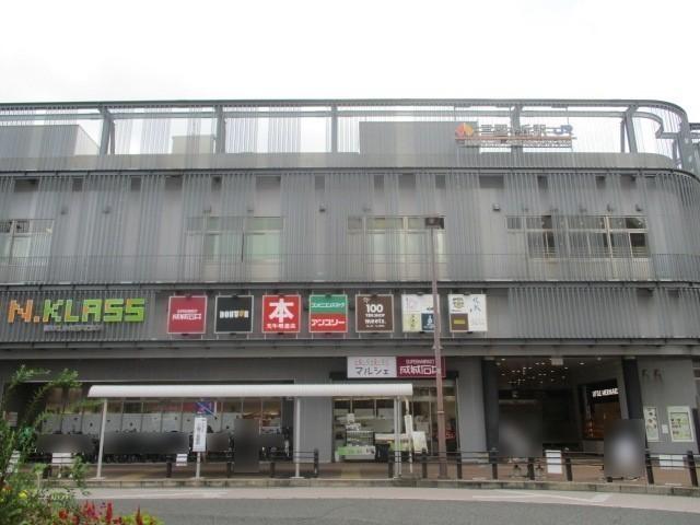 JR阪和線「三国ヶ丘」駅(北口)まで徒歩12分です。通勤・通学に便利ですね。