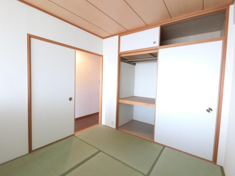 和室のタタミ・襖・壁紙を新調しています