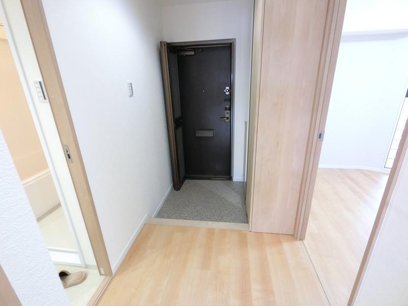 和室の襖を開放すれば、さらに広い空間になります