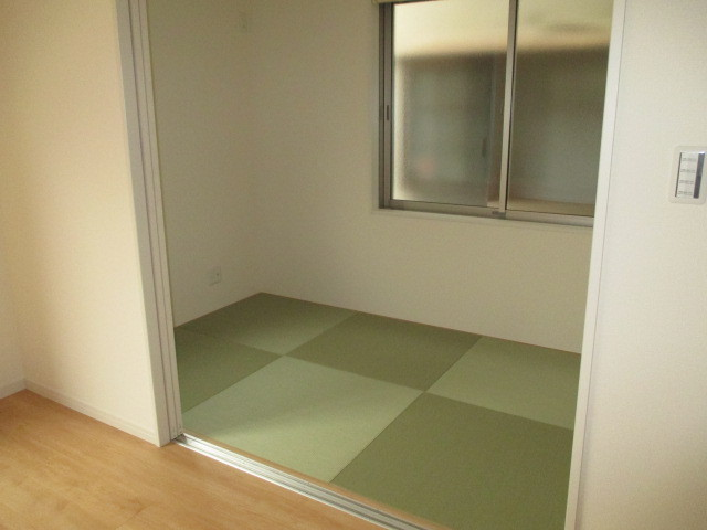 リビング横 和室スペース