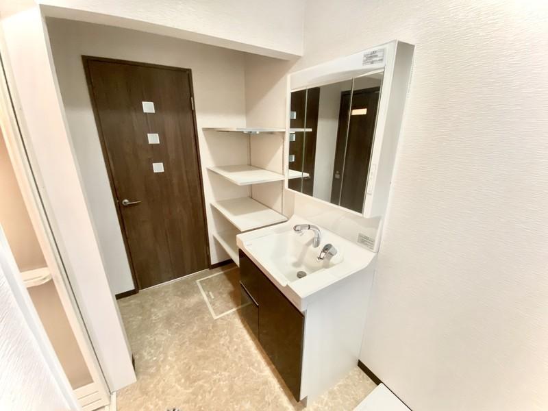 あると便利な洗面所の収納