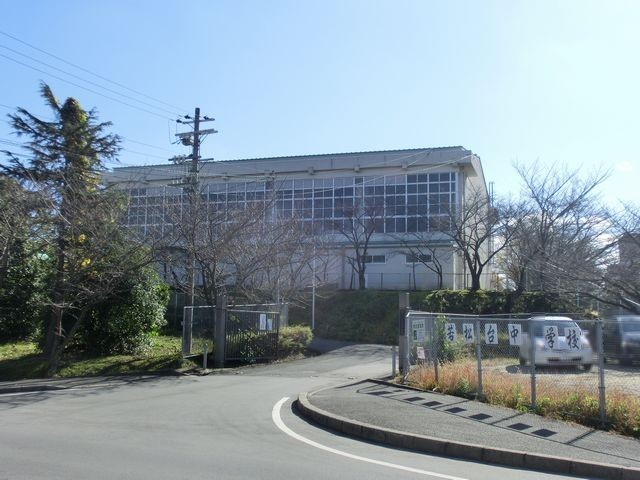 若松台中学校区です