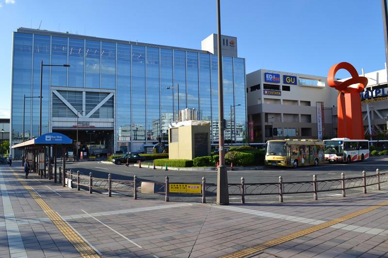 堺駅まで徒歩7分です。