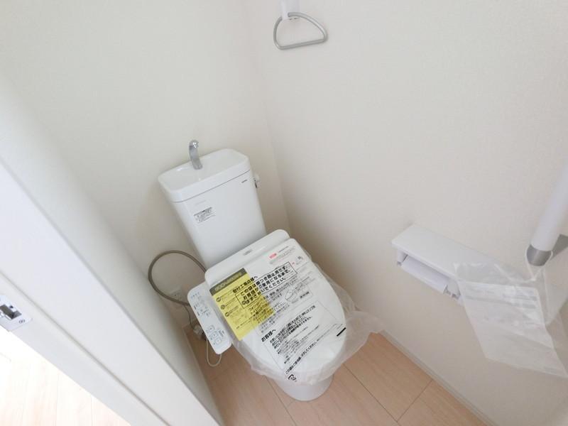 1階トイレなんです