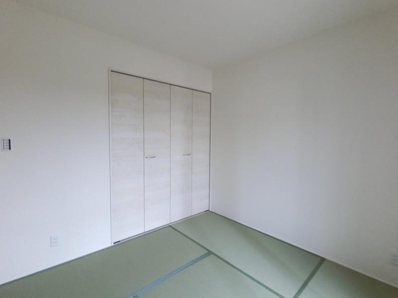和室は、客間にもなります