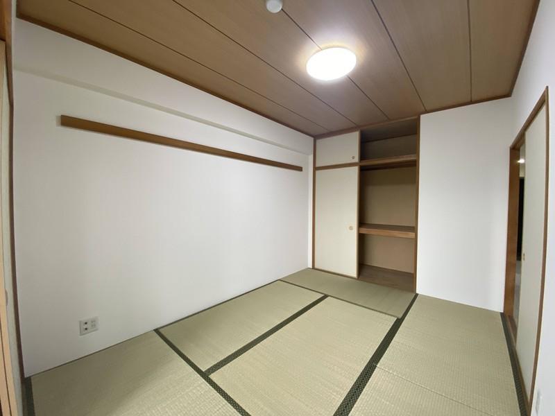 和室6帖:横になれる和室は、みんながホッとする空間