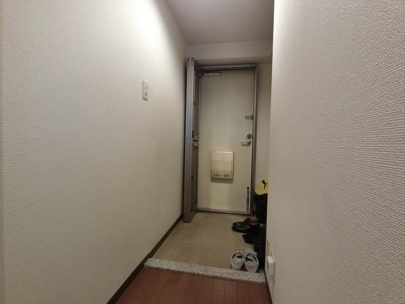 玄関とホールの段差は最小限。安全に過ごしていただけます。
