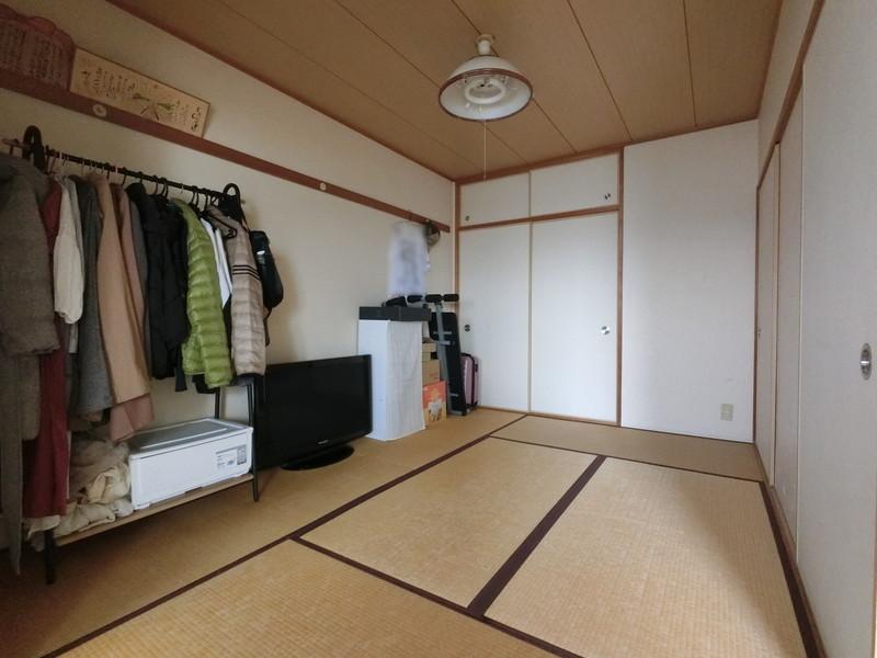 洋室と違う良さを持つ和室。みんながほっと一息つける空間です。