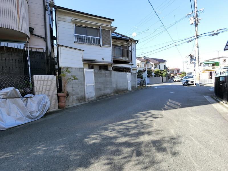 浜寺昭和小学校区です