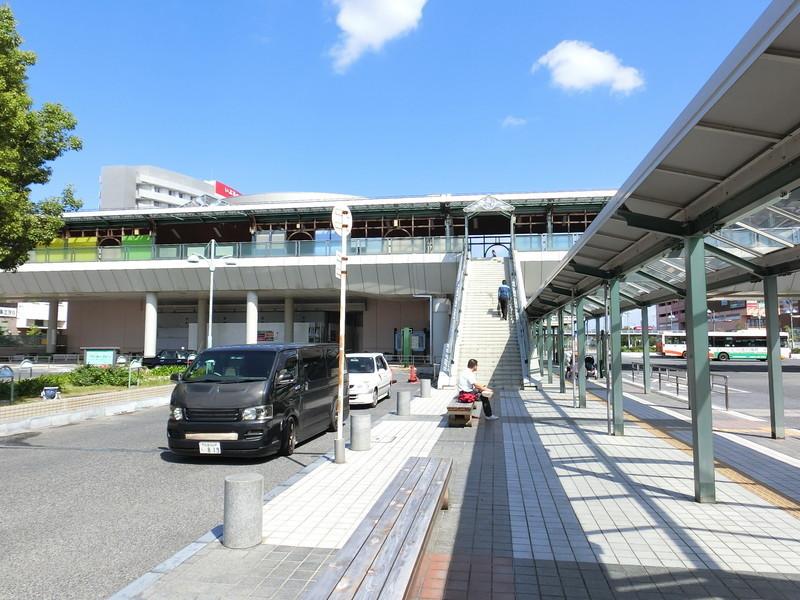 泉北高速鉄道線「和泉中央駅」利用