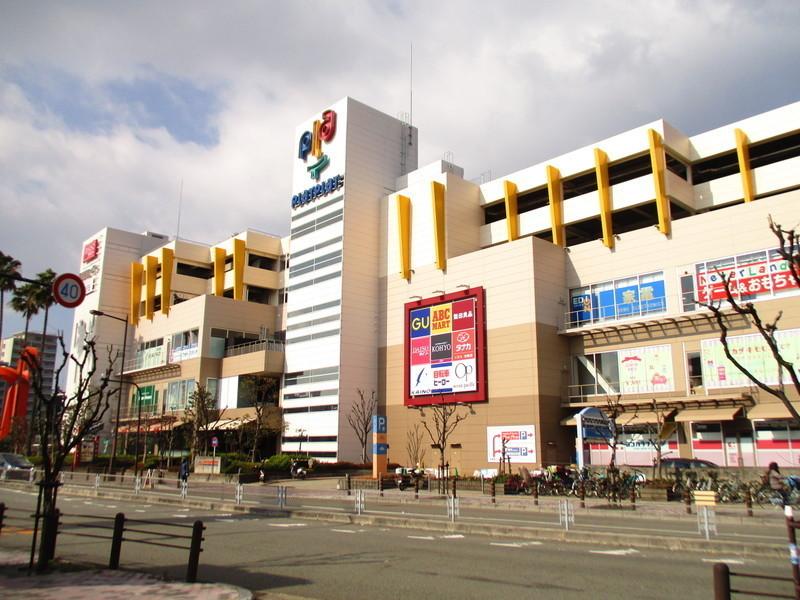 プラットプラット(南海堺駅と併設している商業施設)徒歩3分