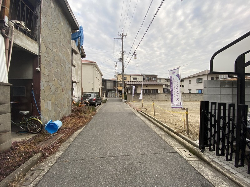 イオンモール堺北花田まで徒歩約12分。