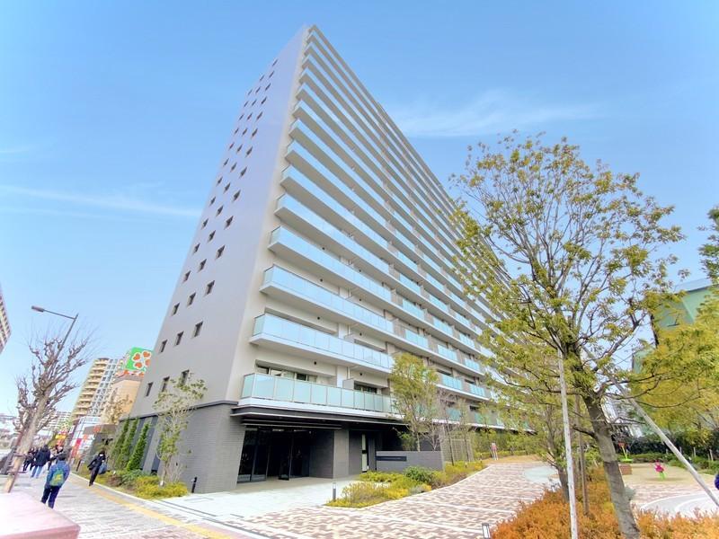 南海本線「堺駅」徒歩3分全戸南向きの日当たり良好なマンションです