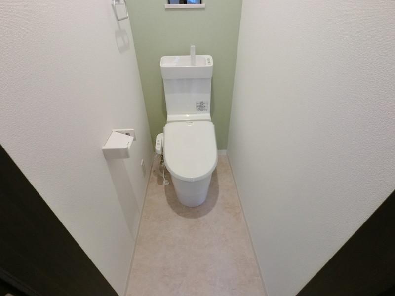 2箇所のトイレで、一安心