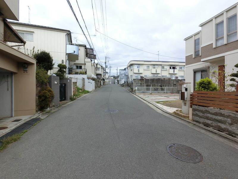 【前面道路】前面道路幅員6.0m