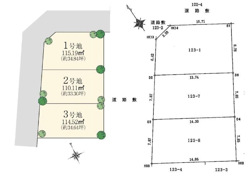【フィアスコート三国ケ丘】建築条件無・三国ケ丘駅より徒歩6分!