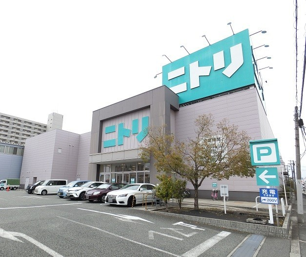 ニトリ堺大仙店まで495m