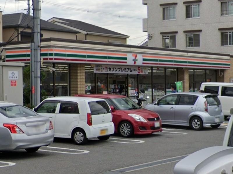 セブンイレブン堺柳之町東1丁店 徒歩6分