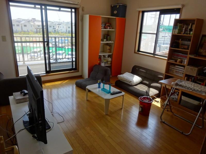 居室は全て2面採光。明るいです