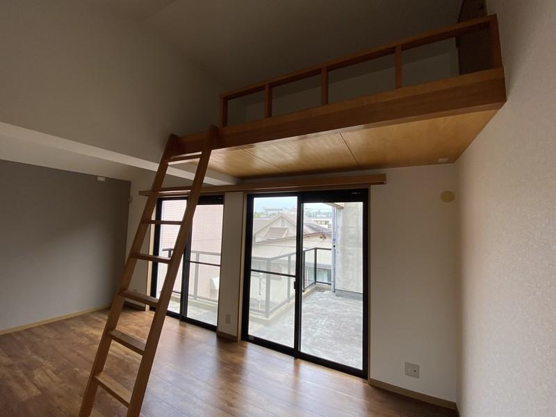 3階洋室11.5帖 ロフト付