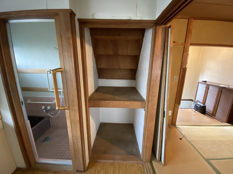 【収納】◆階段下収納