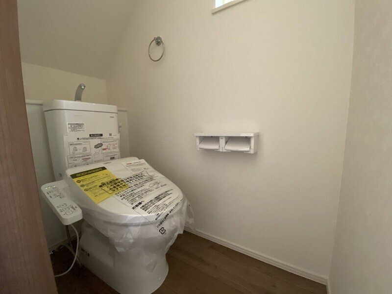 【トイレ】温水洗浄便座
