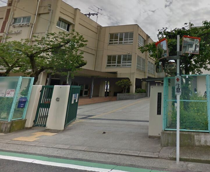 堺市立旭中学校まで770m 徒歩10分