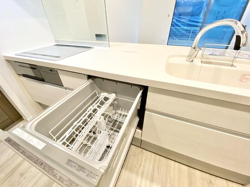 【IHクッキングヒーター/食器洗浄乾燥機】