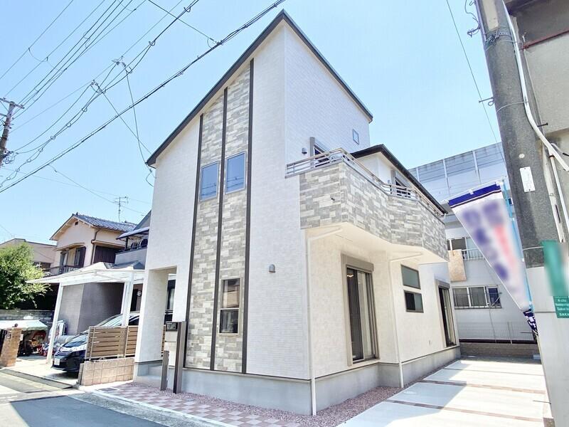 【現地外観写真】南旅篭町にLDK20.0帖の大型4LDKが限定1棟で誕生しました♪堺東エリアも利用可能な好立地です♪