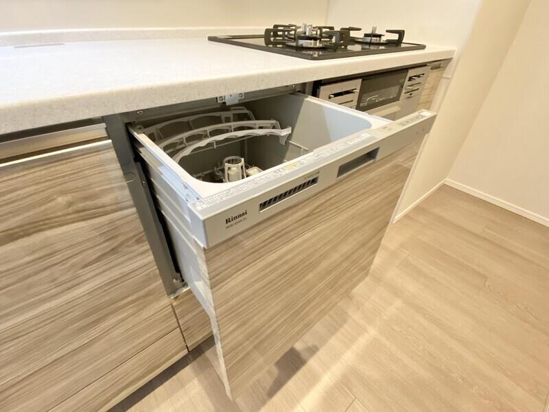 【キッチン/設備】食器乾燥機