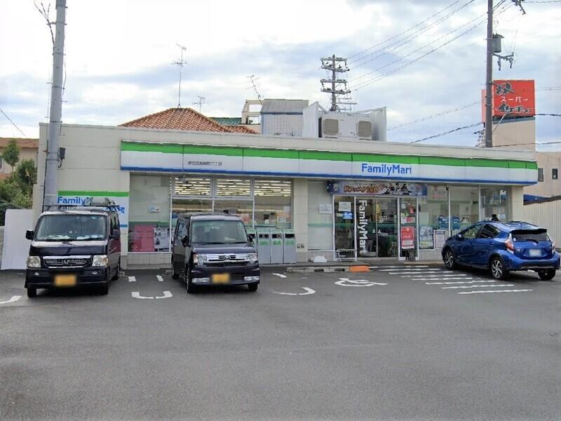 ファミリーマート堺百舌鳥梅町二丁店まで175m 徒歩約3分